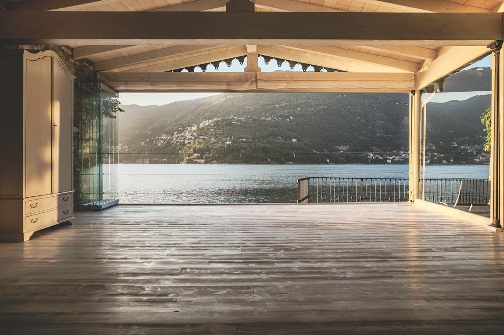 dock appartments lake como