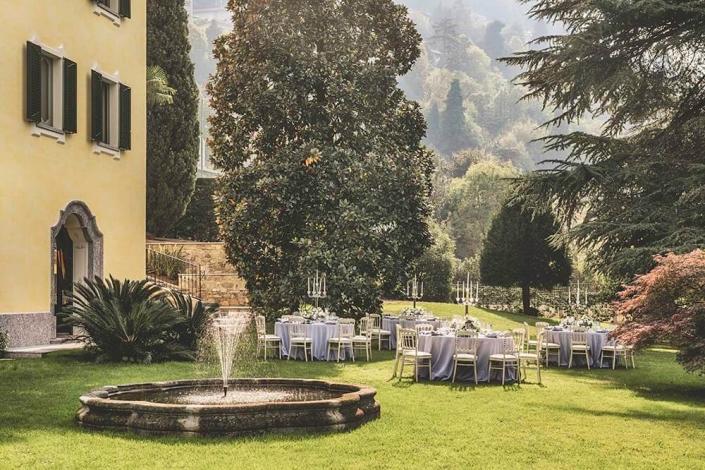 event venue lake como villa sardagna 10