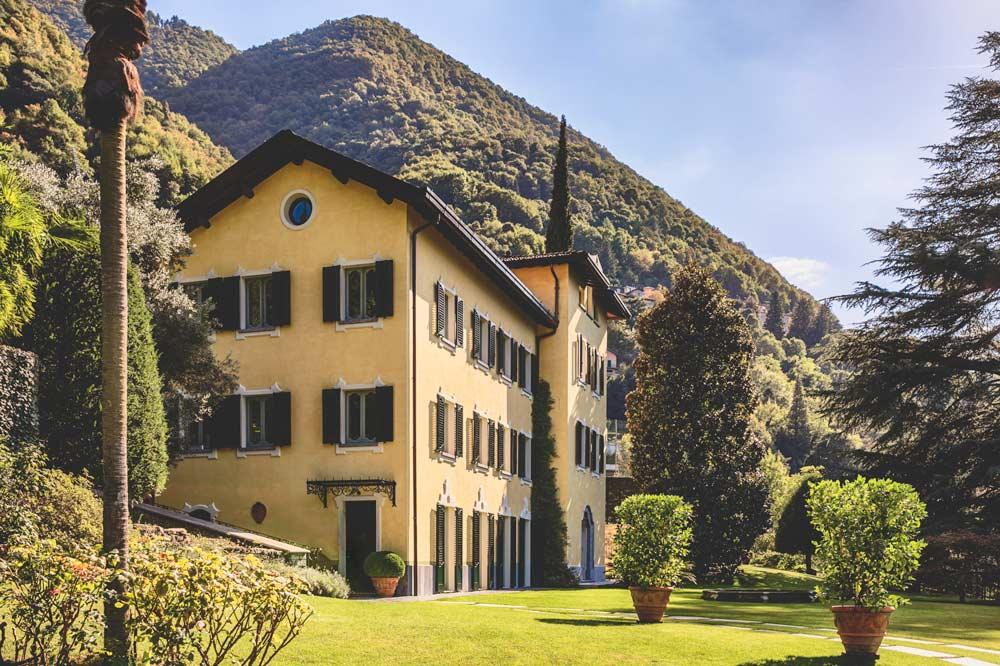 villa sardagna weddings como lake